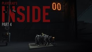 INSIDE Gameplay - Building A Zombie Army & Explosions! - Let's Play Inside Part 4