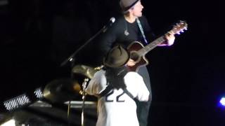 Jason Mraz with Toca on small stage  - 0% Interest -  Live At Ziggo Dome