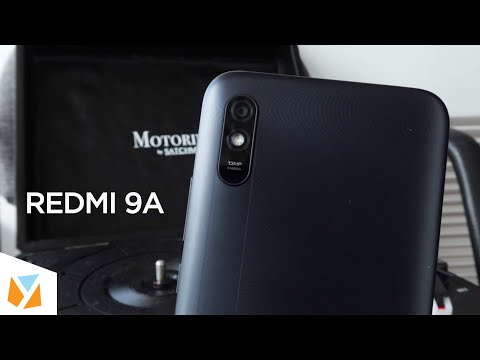 Redmi 9A Unboxing and Hands-On