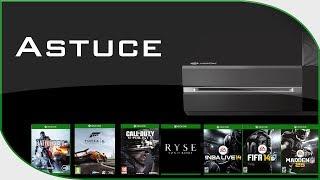 [Astuce] Comment Désinstaller & Supprimer des sauvegardes de Jeux Xbox One !