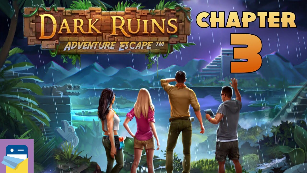 Adventure Escape: Dark Ruins - Chapter 3 Walkthrough Guide