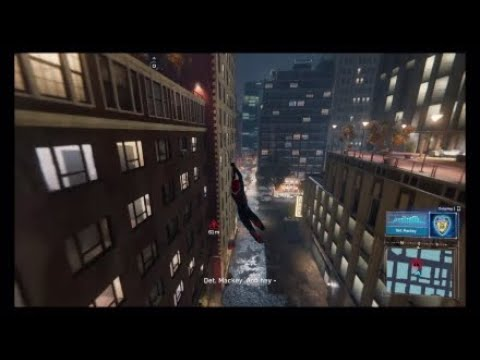 Download Spider-Man Gets Conned By Walter Hardy - Spider-Man PS4 The Heist DLC