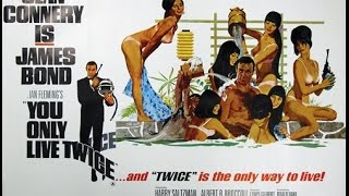 1967 - James Bond - You only live twice: title sequence