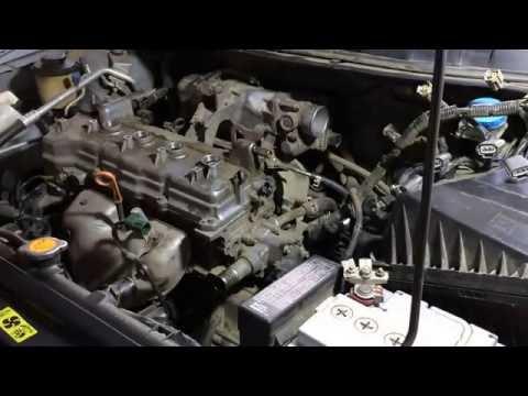 Переборка двигателя ниссан