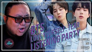 Producer Reacts to BTS LOVE YOURSELF 轉 TEAR LISTENING PARTY