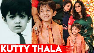 Viral: Ajith -ன் Xerox Copy இதோ | Kutty Thala, Aadvik Ajith, Shalini, Valimai, Wedding | Tamil News