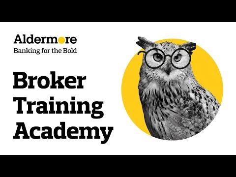 Aldermore Broker Training Academy