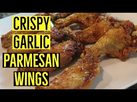 Wingstop Garlic Parmesan Wings | Keto Recipes