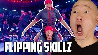 The Kings First Time Performance On World Of Dance Reaction | Jaw Dropping Death Defying Moves!