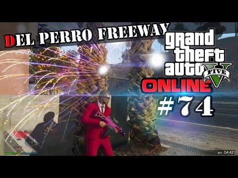 GTA ONLINE  ER mit seinem scheiss FEUERWERK GTA 5 Lets Play #074