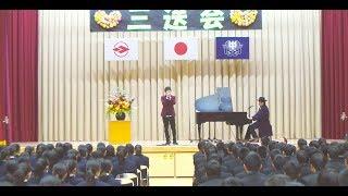 スキマの花屋 ~未来花(ミライカ)を届けに~ サプライズドキュメンタリー -三年生、最後の全校集会-
