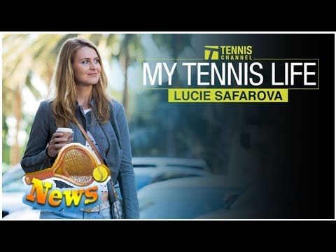 Safarova learns to never let coach rob do the dishes