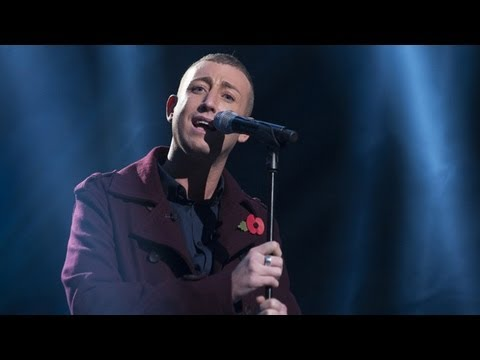 Christopher Maloney sings Eric Carmens All  Myself   Week 5  The X Factor UK 2012