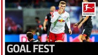 6 Goals in 60 Minutes - Leipzig