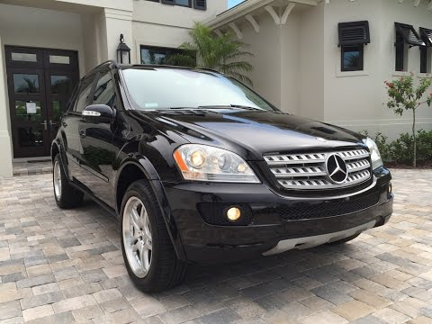 2006 Mercedes-Benz ML350 for sale by Auto Europa Naples
