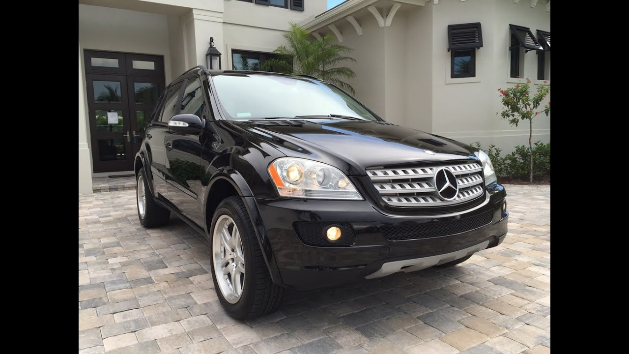 2006 mercedes benz ml350 for sale by auto europa naples