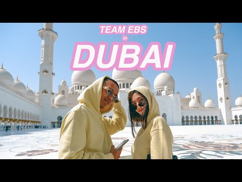 TEAM EBS IN DUBAI DAY 1