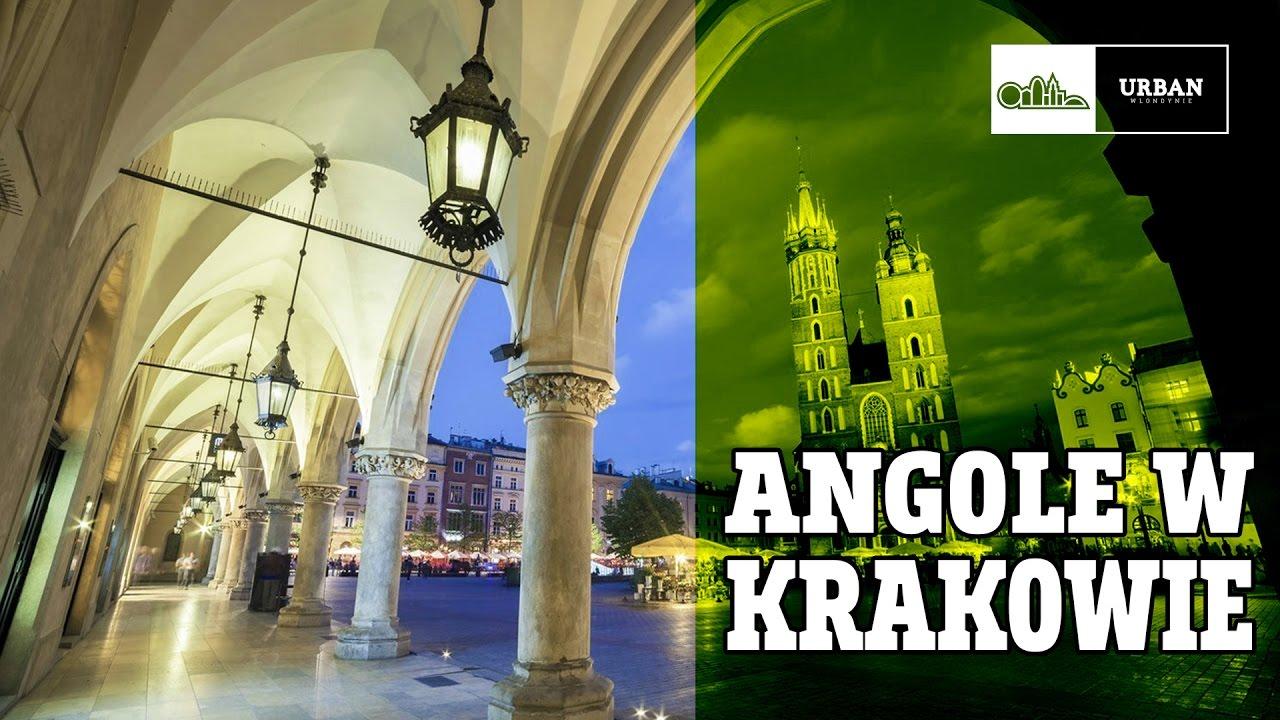 Angole w KRAKOWIE #76 ( KRAKÓW, POLSKA )