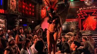 Танец Сантанико Пандемониум . Эротический фрагмент из фильма «От заката до рассвета»