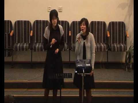 People need the Lord - Eunice Ferreira & Vania Szasz