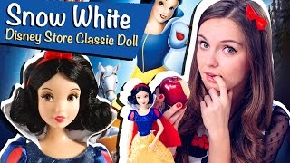Snow White Disney Store Classic Doll (Кукла Белоснежка) Обзор на Русском языке