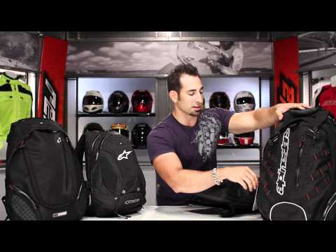 Alpinestars Backpack Overview & Guide at RevZilla.com