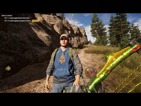 FarCry 5 [Part 25] Doctor's Orders Mission Hunting Trip Headaches