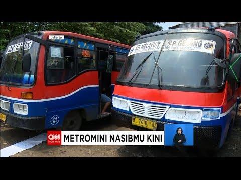 Nasib Metromini Ibukota