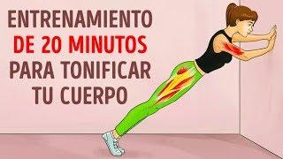 8 ejercicios simples para obtener un cuerpo delgado perfecto en 30 días
