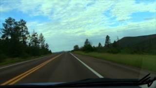 Lets Go Places prt 18 -  Arizona, White Mountains home of the Apache - USA Travel -  YouTube