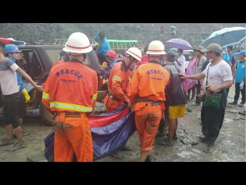 بورما: مقتل 126 شخصا على الأقل في انهيار أرضي بمنجم للأحجار الكريمة في شمال البلاد  - نشر قبل 3 ساعة