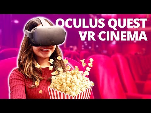 Watching 3D Movies & Videos On The Oculus Quest VS Oculus Go