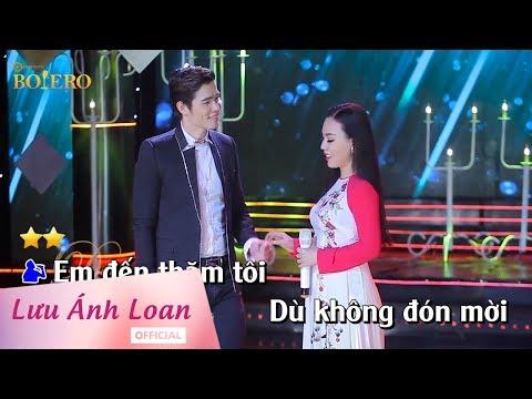 (Karaoke) Dù Anh Nghèo - Song ca Lưu Ánh Loan & Duy Trường