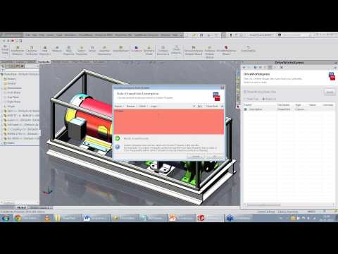 DriveWorks Xpress Design Automation Inside SolidWorks