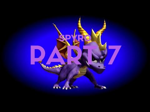 Spyro 2: Riptos Rage Walkthrough / Glitch Tutorial Part 7 : Ocean Speedway