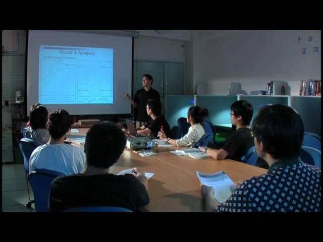 【央廣】2012大學博覽 國立中正大學