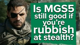 Is MGS5 still good if you