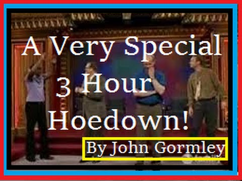 Whose Line 3 Hour Hoedown Compilation | ALL The Best US & UK Hoedowns | W/ Bloopers & Outtakes