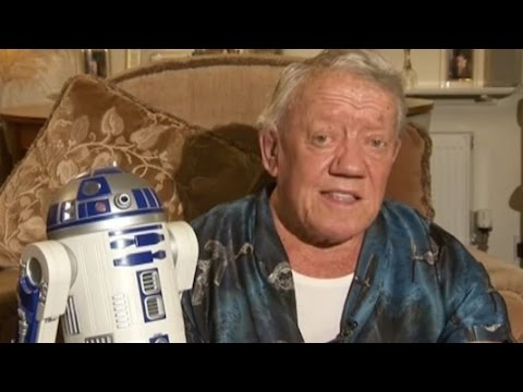 Kenny Baker, actor behind R2 D2 of Star Wars Flims, dies at 81