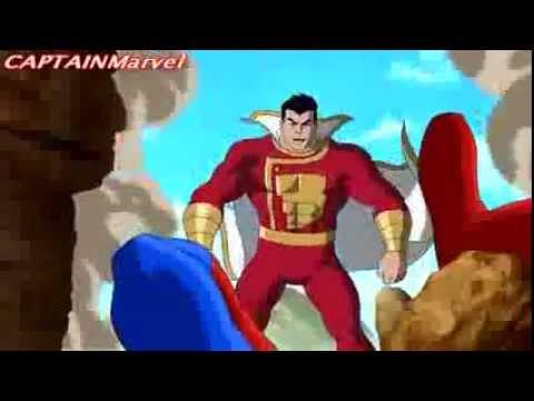Superman vs. Captain Marvel/Shazam