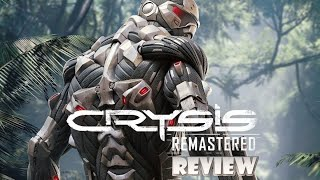 Crysis Remastered (Switch) Review (Video Game Video Review)