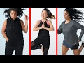 Women Try Target's Size-Inclusive Athletic Line