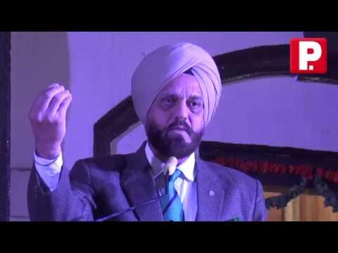 Lt. Gen. PS Mehta from vallye on internal & external threat to Indian Nation.