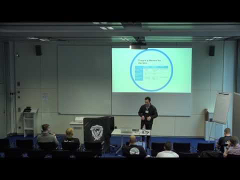 TR17 - Looking through the web of pages to the Internet of Things - Gabriel Weaver