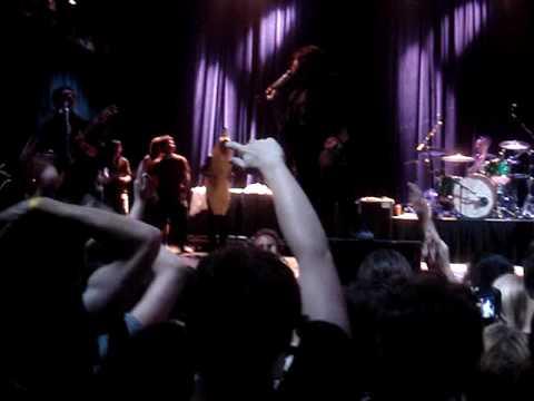 Taking Back Sunday - Sink Into Me - House Of Blues Boston 06/27/09