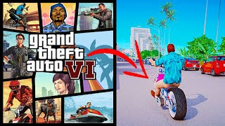 When Is Gta 6 Coming Out?  Rumors And Leaks & Map Revealed