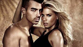 Joe Jonas + Charlotte McKinney for GUESS Underwear Spring '17 Campaign
