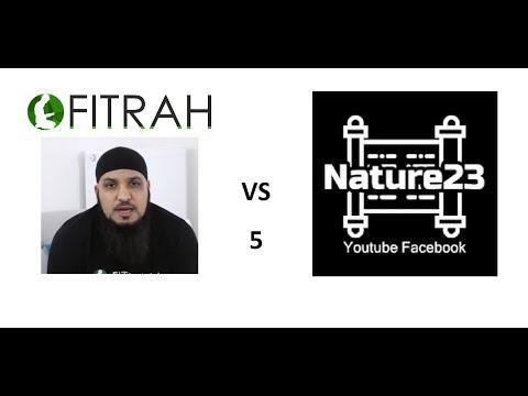 Hamdi Fitrah Islam - Elija Nathan vs Nature23 Teil 5 ( Hamdi über die Bibel - Kommentar )