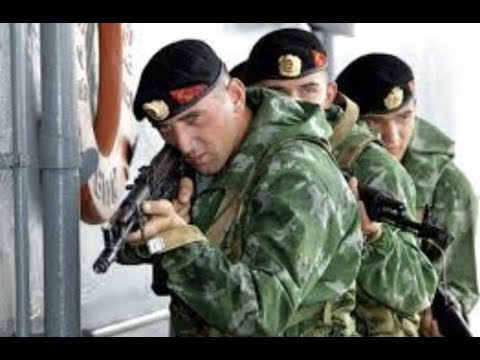 """Breaking News: """"Russian Marines On The North Korean Border"""" Snipers)"""