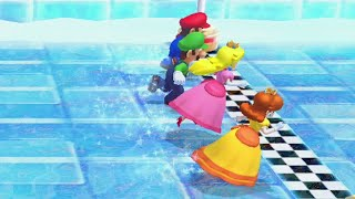 Mario Party 10 - All Racing Minigames (Master Difficulty)
